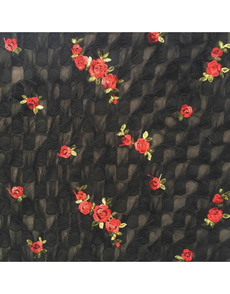Polyester Embroidered 1178