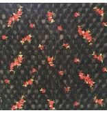 Polyester brodé 1178