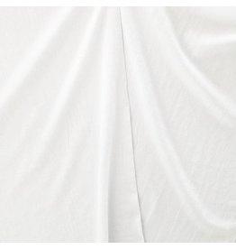 Lin lavé à la pierre 1179 - blanc