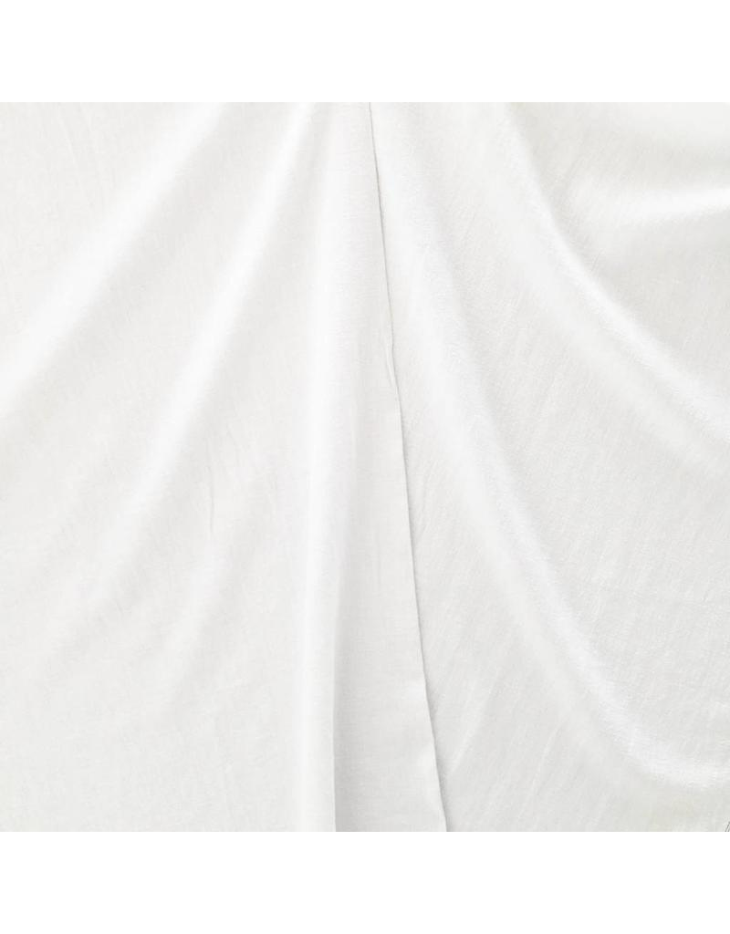 Stone washed Linen 1179 - white