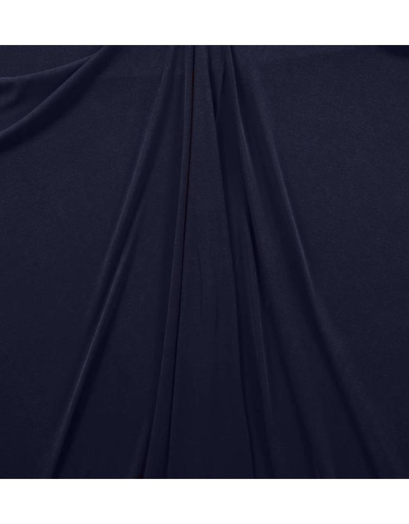 Muslin Jersey MJ05 - dark blue