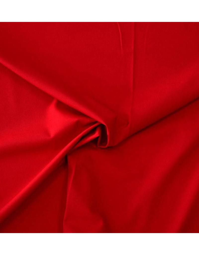 Katoen Comfort Stretch KC4 - rood