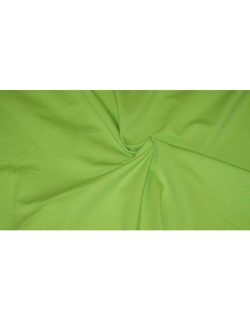 Coton Jersey V12 - vert citron