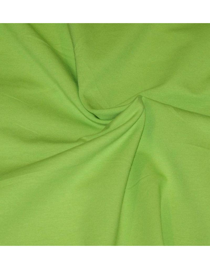 Cotton Jersey V12 - lime green