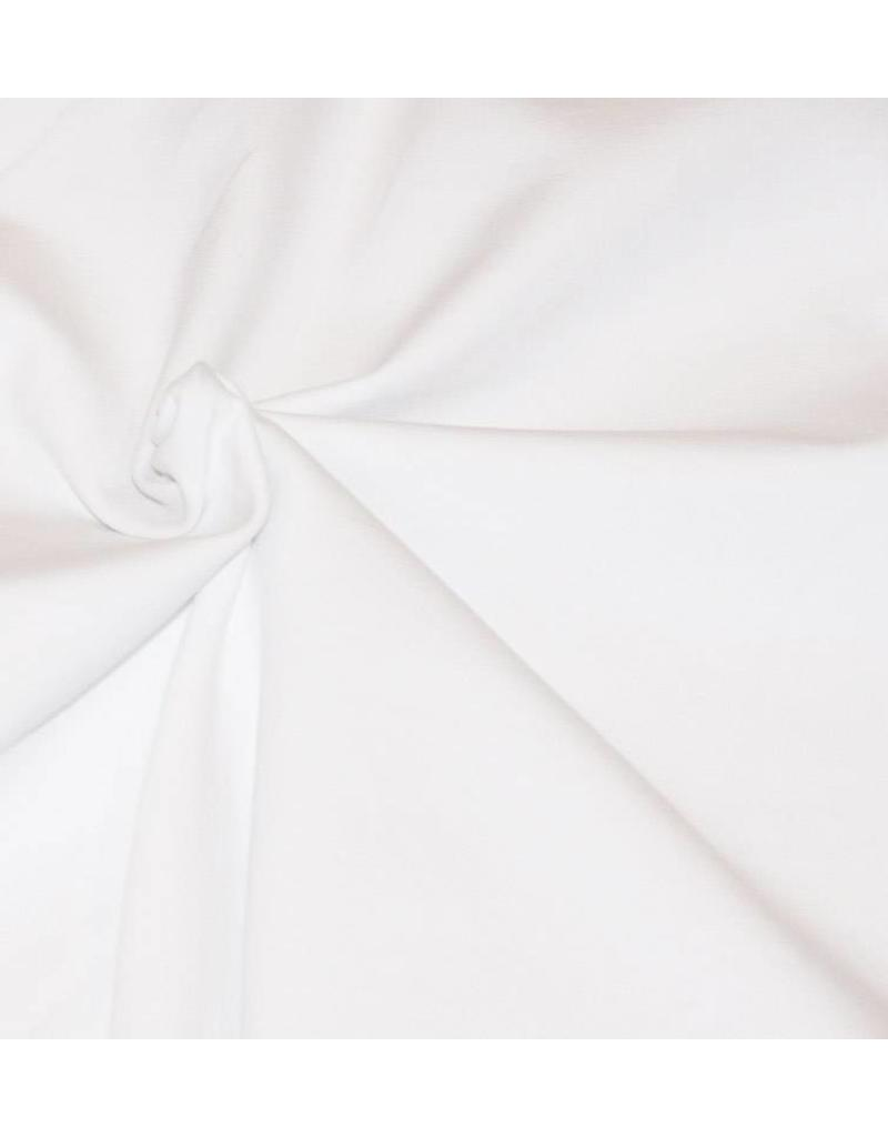 Coton Jersey V5 - blanc
