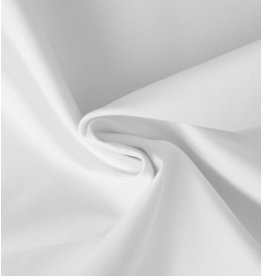 Satin Cotton Uni 0036 - white
