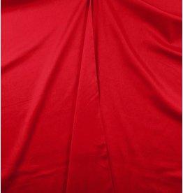 Satin de Coton Uni 0018 - rouge vif