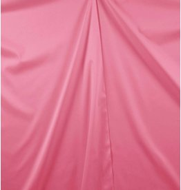 Katoen Satijn Uni 009 - fel roze