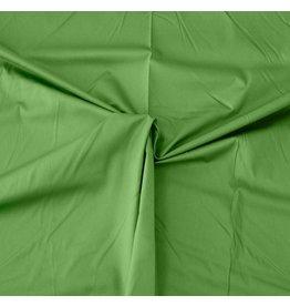 Baumwollsatin Uni 003 - Grün