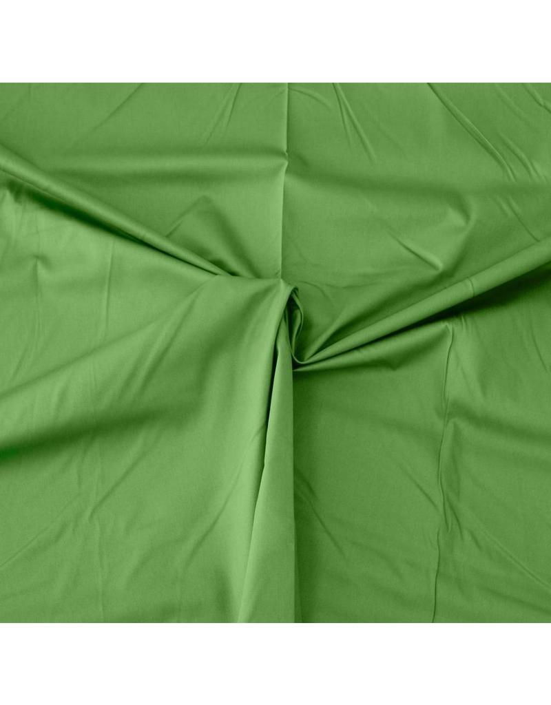 Satin Cotton Uni 003 - green