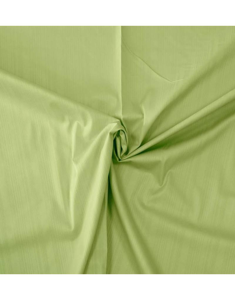 Satin de Coton Ligne Uni 0062 - clair vert