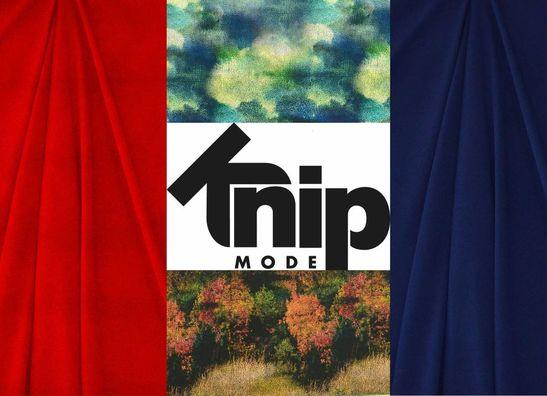 Fabrics Knipmode February