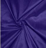 Dupion Silk D35 - dark cobalt blue