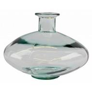 Mams collection Heldere Glazen Vaas 'Aqua' UFO