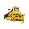 Bruder Caterpillar bulldozer op rupsbanden 02452