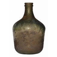Mams collection Kruik Vaas 'Garrafa Antic' in Bruin Antraciet - medium