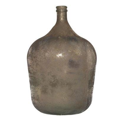 Mams collection Kruik Vaas 'Garrafa Antic' in Bruin Antraciet - large