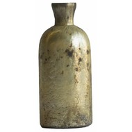 Grote Vintage Gouden Fles