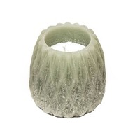 Kaars Graphic Cone - Groen