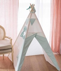 Das Waves Mint Tee Pee