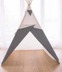 Das Waves Black&White Tee Pee