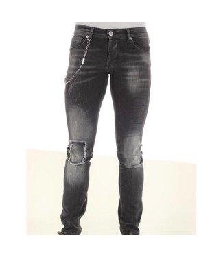 Explicit Thunder Jeans