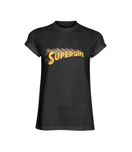 La sisters Supergirl Black