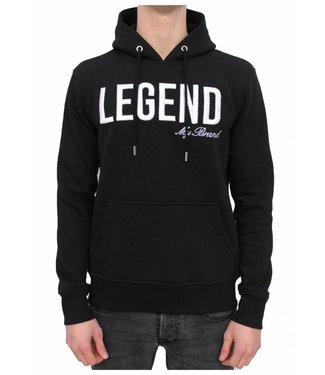 My Brand Legend Hoodie Black
