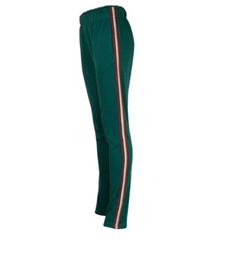 Radical Trackpants Women Green Bordeaux / Gold Stripe