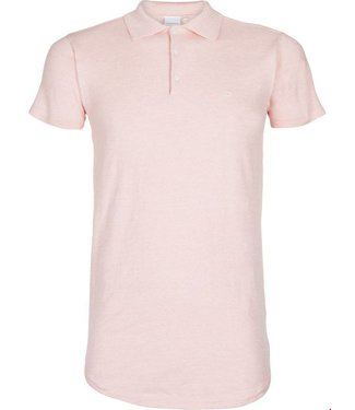 Pure White Polo / Sweater Old Pink 2018