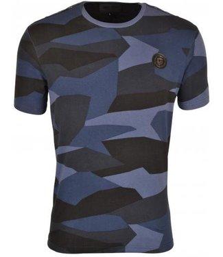 Nickelson Dirham T-Shirt Navy / Blue