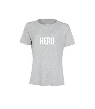 La sisters Hero Tee Shirt Grey