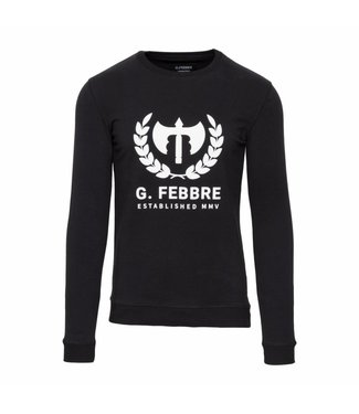 Febbre Sweater Pepe Black
