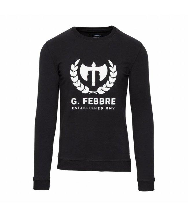 Febbre SweaterPepe Black