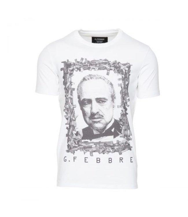 Febbre Godfather Shirt White