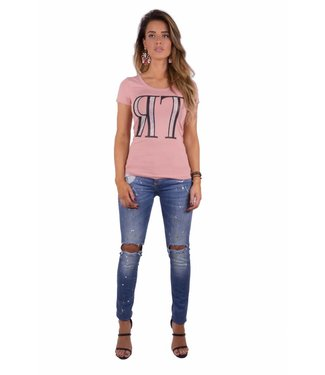 Royal Temptation Jeans Chaline