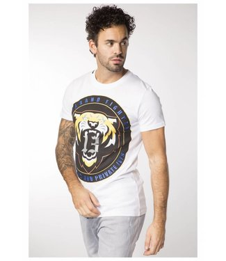 My Brand CIRCLE TIGER T-SHIRT