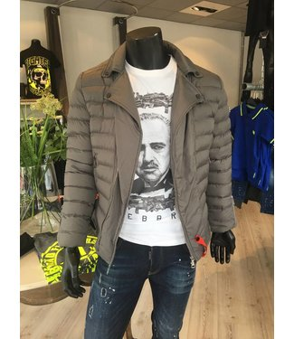Explicit Dean Summer Jacket Grey