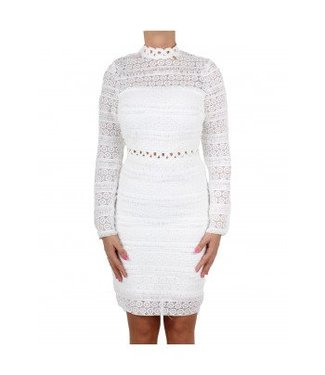 Royal Temptation Dress Yoena White
