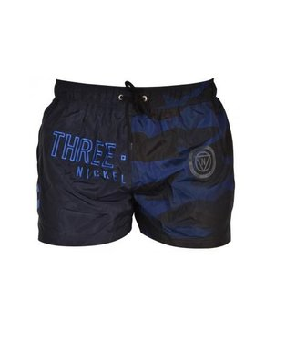 Nickelson Rupee Shorts Navy