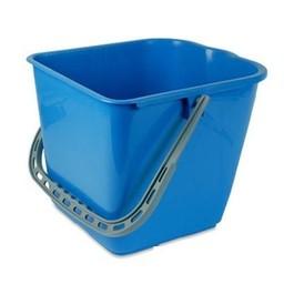 Brite-in Mopsysteem Emmer 15 Liter (Blauw)