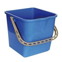 Mopsysteem Emmer 25 Liter (Blauw)