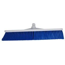 SYR SYR - HACCP Bezem met zachte vezels, 50cm (Blauw)