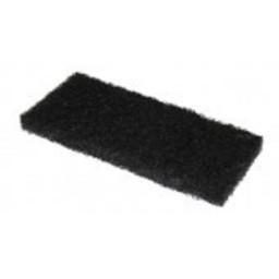 Brite-in Doodlebug / Handpads (Zwart) 250x115x25mm
