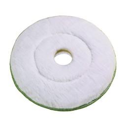 Brite-in Microvezelpad (wit) 13 en 17 inch