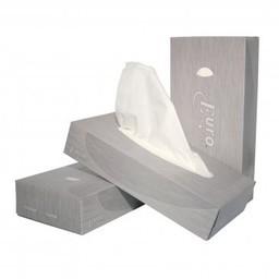 Euro Products Facial Tissues 2-lgs (Doosje á 100 doekjes)