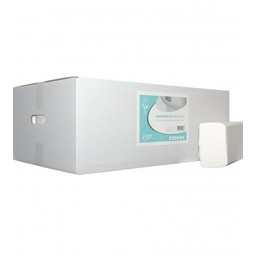 Euro Products Multifold Vouwhanddoekjes 2-laags, cell. verlijmt, 24x20,6cm