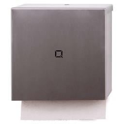 QbicLine QbicLine - RVS Z-vouwhanddoekjes Dispenser