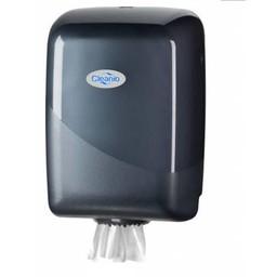 Pearl-Line Midi-Poetsrol Dispenser (Pearl Black)