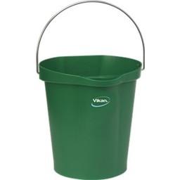 Vikan Vikan - Emmer 12ltr (Groen)
